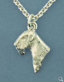 Soft-Coated Wheaten Terrier Pendant - SSOFT103