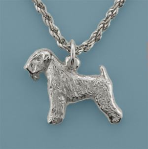 Soft-Coated Wheaten Terrier Pendant - SSOFT500