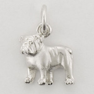 Bulldog Dog Charm - STINY102