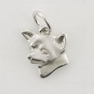 Chihuahua, Smooth Dog Charm - STINY105