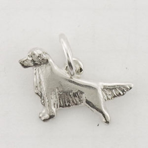 Golden Retriever Pendant - SGOLD500