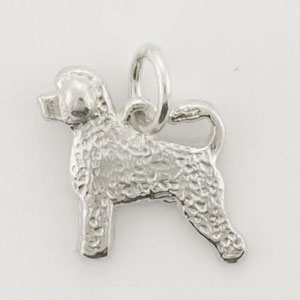 Portuguese Water Dog Dog Charm - STINY117