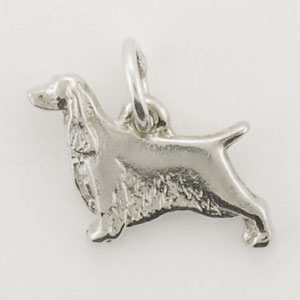 English Springer Spaniel Dog Charm - STINY120