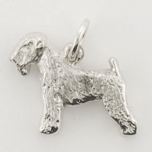 Soft-Coated Wheaten Terrier Dog Charm - STINY122