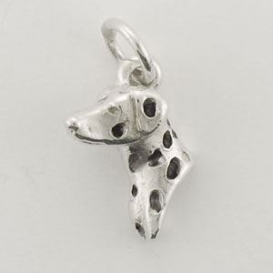 Dalmatian Dog Charm - STINY128