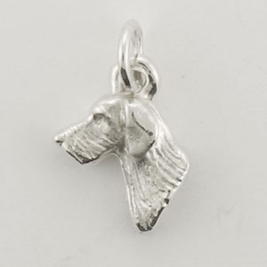 Dachshund, Wire-Haired Dog Charm - STINY132